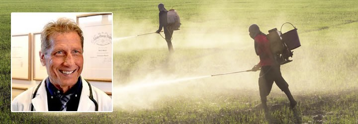 Are Pesticides Contaminating Your World? - Optimum Health Report #375