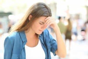 A woman suffering from severe Pre menstrual symptoms, seeking for Treatments