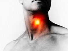 Man suffering from Thyroid condition that we treat naturally at LifeWorks