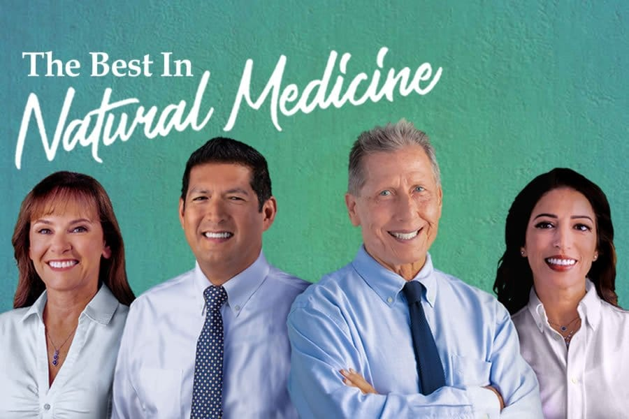 Doctors from the LifeWorks Wellness Center Team