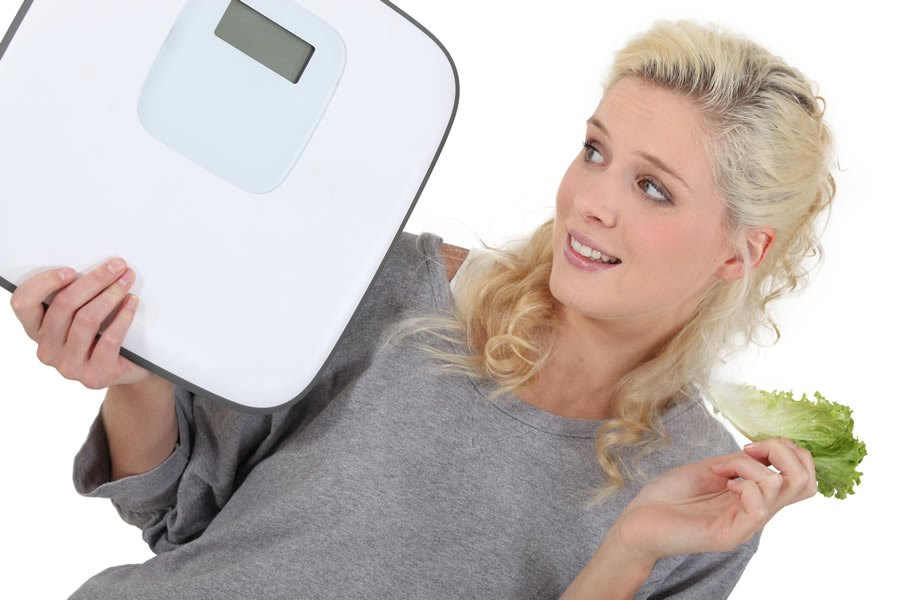Happy Patient after having received effective Weight loss therapies
