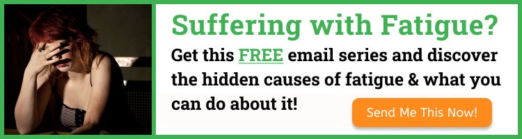 Chronic Fatigue & Tiredness Email Series