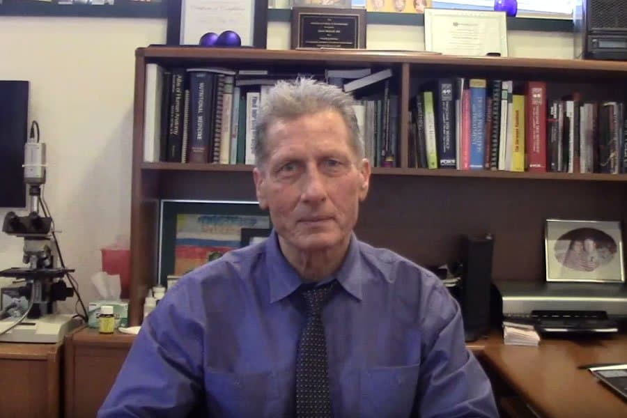 Dr Minkoff Discussing Healing & Treating Auto-Immune Disease