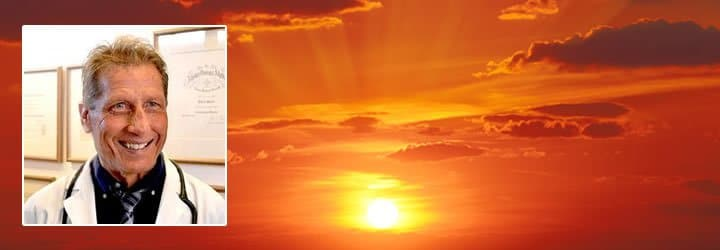 amazing sunrise as a symbol of hope LifeWorks offers to patients
