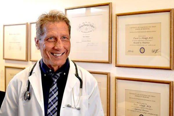 Dr David Minkoff picture