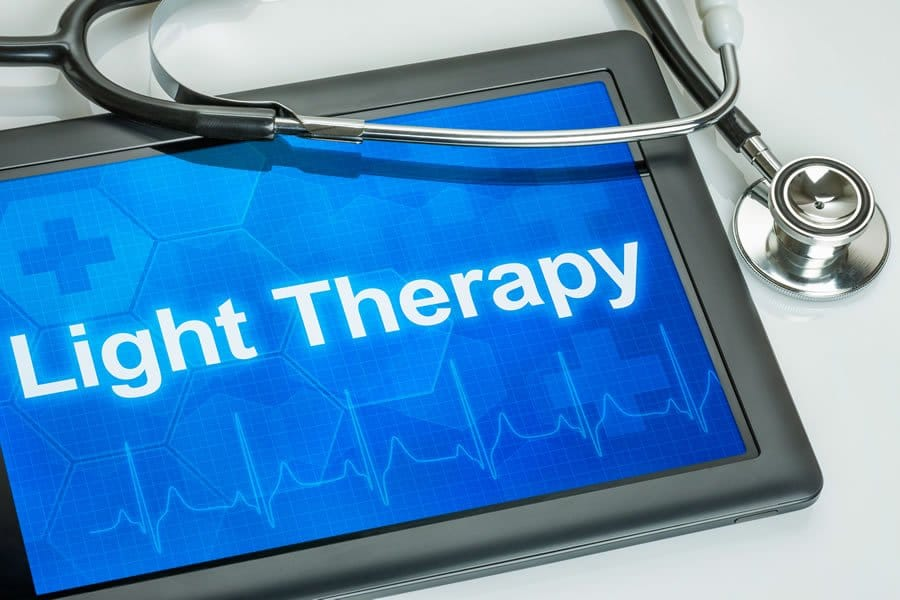 Dr Minkoff explains the benefits of Light Therapy