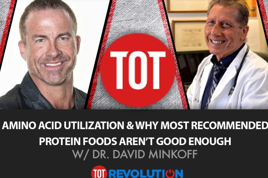 Dr. Minkoff and Jay Campbell talk about TOT Revolution