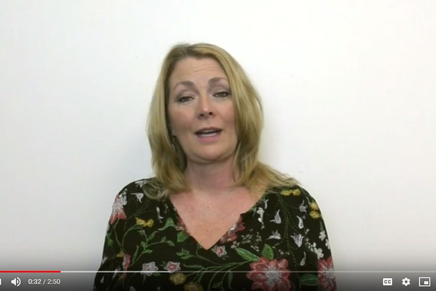 Our patient talks about her life after recovering from Lyme disease