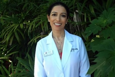 Karima Redouan, A.P.R.N. is our Board Certified Family Nurse Practitioner
