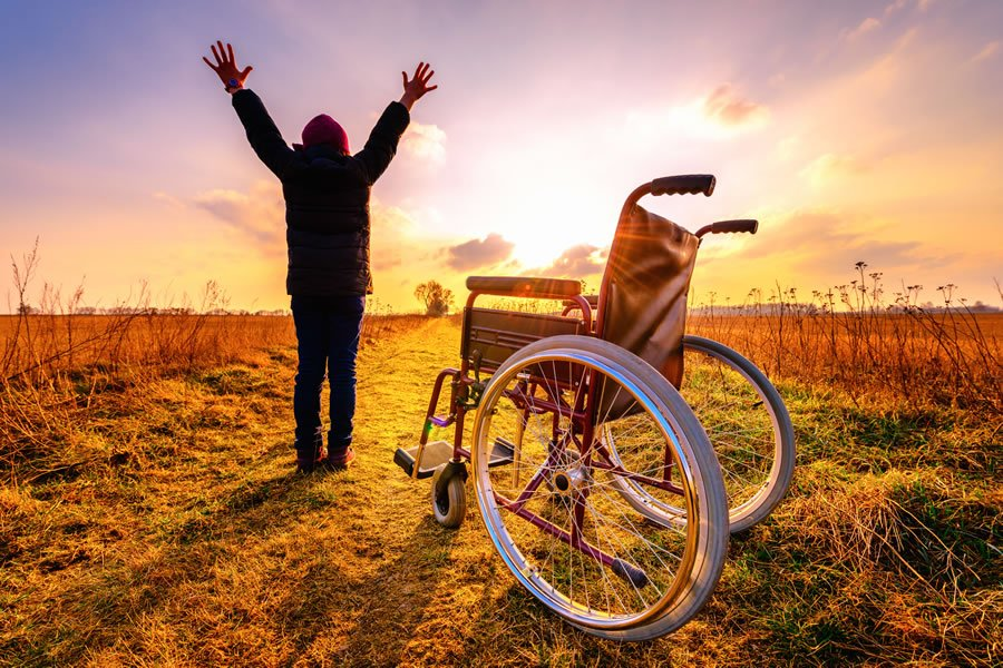 Our Patient Received Lyme Treatment that got him From Wheelchair to Walking!