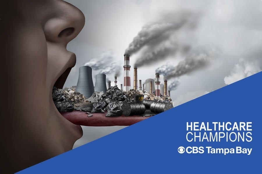 Dr. Minkoff on Healthcare Champions: The Truth about Toxins