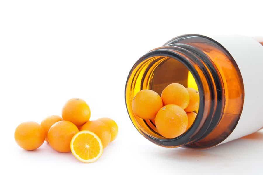 Bright oranges indicating Vitamin C to Boost Your Immune System