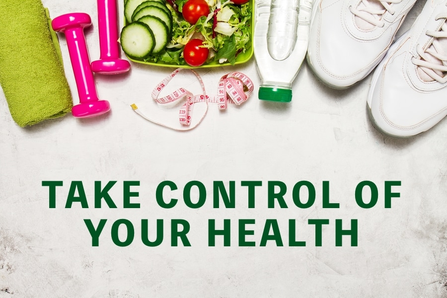 Video: take control of your health