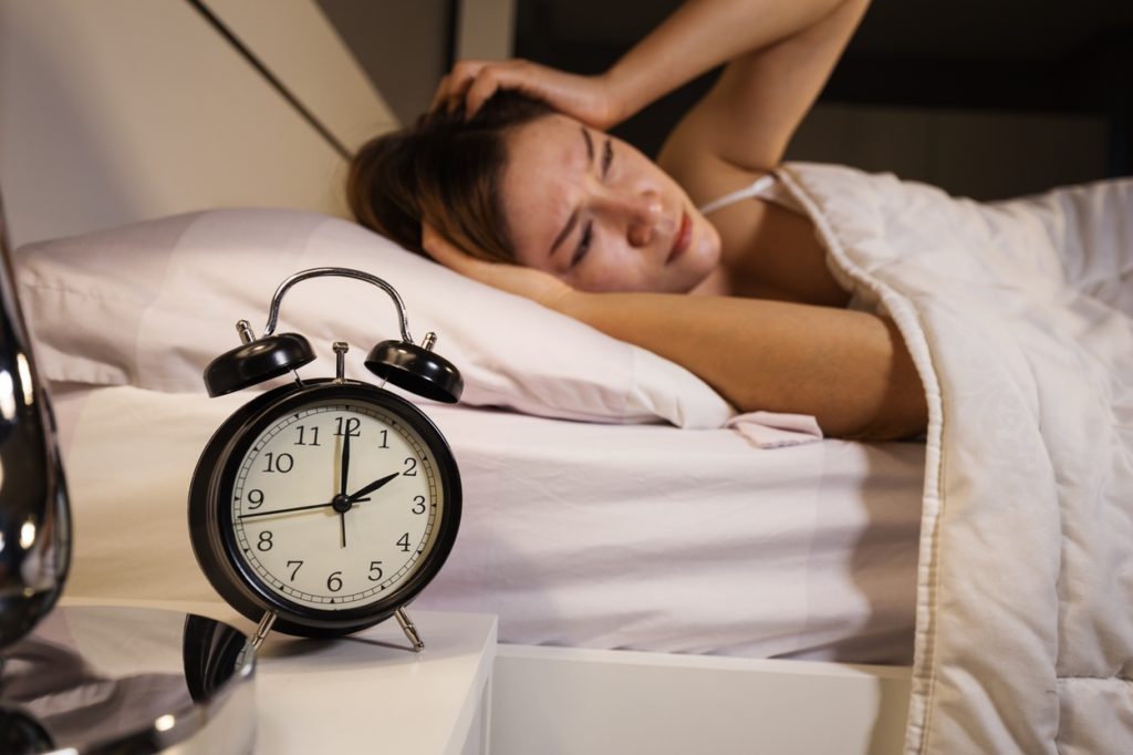 Bacteria and illness related to Fatigue