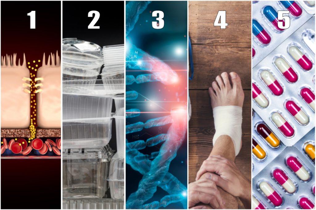 The Five Triggers of Autoimmune Disease